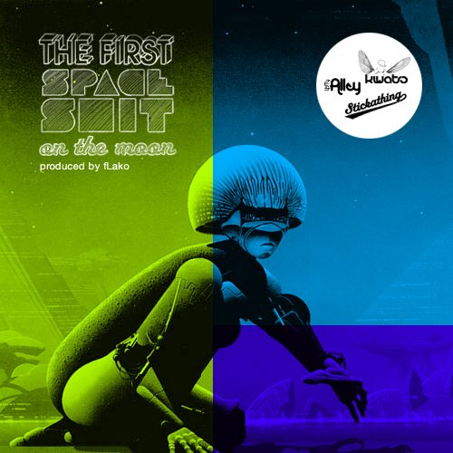 Flako Spaceshit on the moon the place to beat