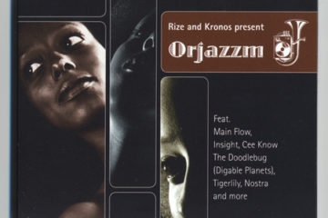 Rize Kronos Orjazzm The Place To Beat